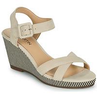 Chaussures Femme Sandales et Nu-pieds JB Martin QUERIDA SABLE