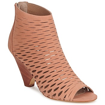 Chaussures Femme Low boots JFK NAVATOUKI Nude