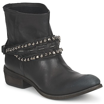 Chaussures Femme Boots Strategia GRONI Noir