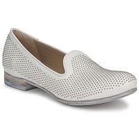 Chaussures Femme Mocassins Strategia CLOUPI Blanc