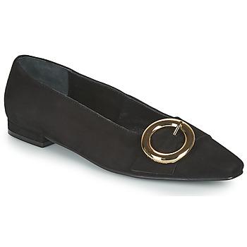 Chaussures Femme Ballerines / babies JB Martin SAVOIR Noir