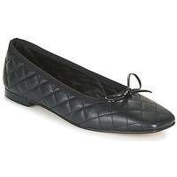 Chaussures Femme Ballerines / babies JB Martin PASSION Noir