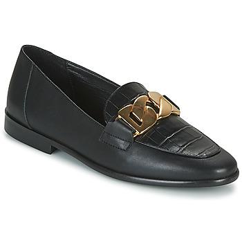 Chaussures Femme Mocassins JB Martin CAPTIVE Noir