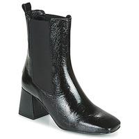 Chaussures Femme Bottines JB Martin VOYAGE Noir