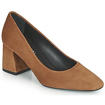 Chaussures Femme Escarpins JB Martin TAMARA Marron