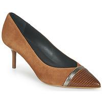 Chaussures Femme Escarpins JB Martin TROUBLANTE Marron