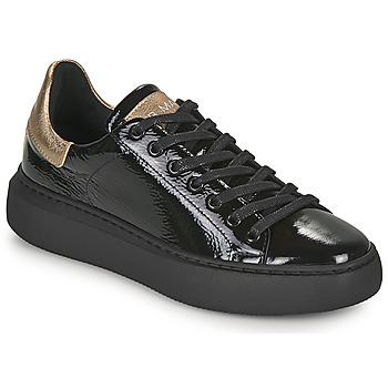 Chaussures Femme Baskets basses JB Martin FATALE Noir