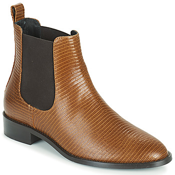 Chaussures Femme Boots JB Martin ATTENTIVE Marron