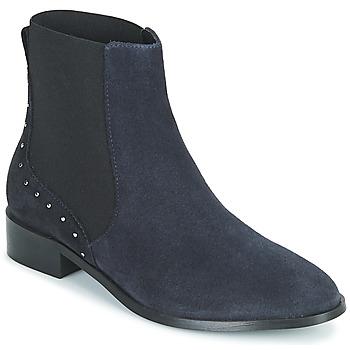 Chaussures Femme Boots JB Martin ANGE Bleu