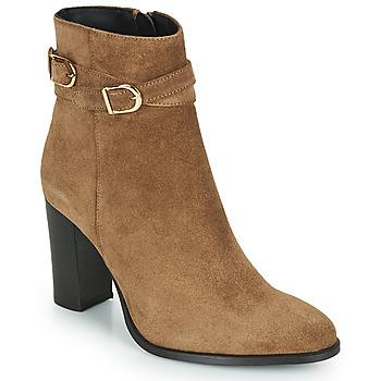 Chaussures Femme Boots JB Martin ACTIVE Marron