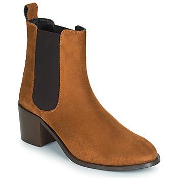 Chaussures Femme Boots JB Martin ADELE Marron