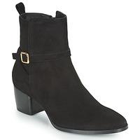 Chaussures Femme Boots JB Martin AUDE Noir