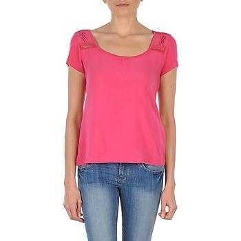 Vêtements Femme T-shirts manches courtes DDP NOWI Rose