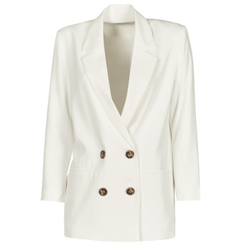 Vêtements Femme Vestes / Blazers Betty London OBINA Blanc