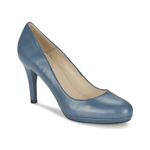 Chaussures Femme Escarpins Betty London NEGRIT Bleu