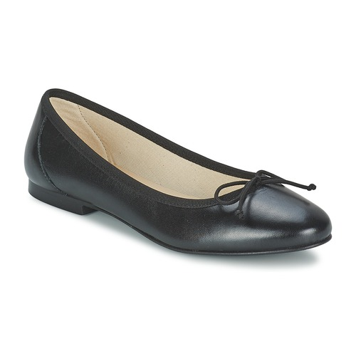 Chaussures Femme Ballerines / babies Betty London VROLA Noir
