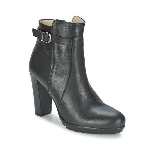 Chaussures Femme Bottines Betty London ARIZONA Noir