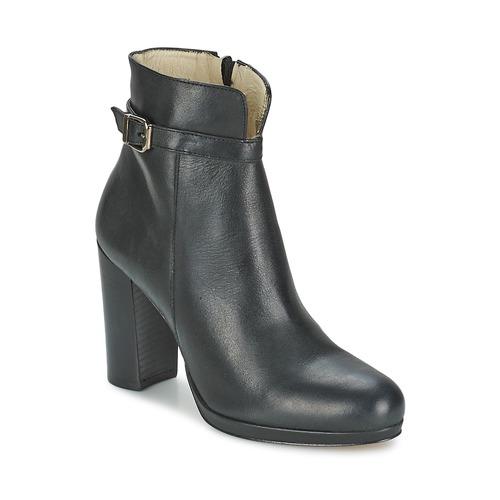 Chaussures Femme Bottines Betty London GRAZI Noir