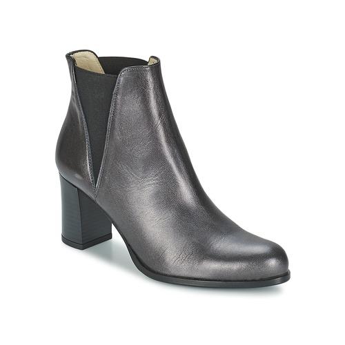 Chaussures Femme Bottines Betty London GALAXA Gris