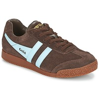 Chaussures Baskets basses Gola HARRIER Marron / Bleu