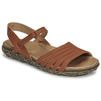 Chaussures Femme Sandales et Nu-pieds El Naturalista SOFT Marron