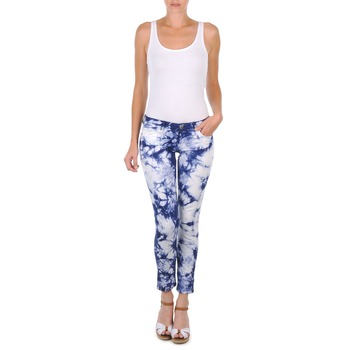 Pantalons 7/8 et 3/4 Cimarron CLARA TIE DYE Bleu
