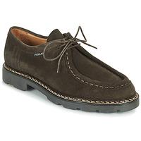 Chaussures Homme Derbies Pellet MACHO Gris