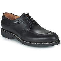Chaussures Homme Derbies Pellet MAGELLAN Noir