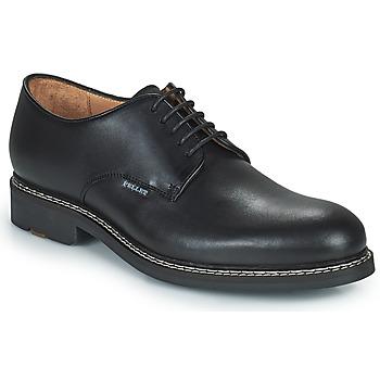 Chaussures Homme Derbies Pellet NAUTILUS Noir
