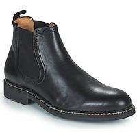 Chaussures Homme Boots Pellet RAYMOND Noir