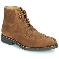 Chaussures Homme Boots Pellet ROLAND Marron