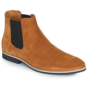 Chaussures Homme Boots Pellet BILL Marron