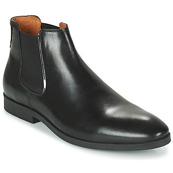 Chaussures Homme Boots Pellet BILL Noir