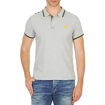 Vêtements Homme Polos manches courtes A-style LIVORNO Gris
