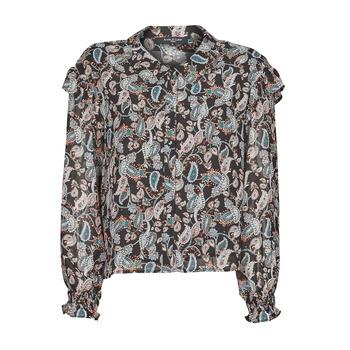 Vêtements Femme Tops / Blouses Betty London OCARA Noir / Multicolore