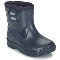 Chaussures Garçon Bottes de pluie BOSS ALIBA Marine