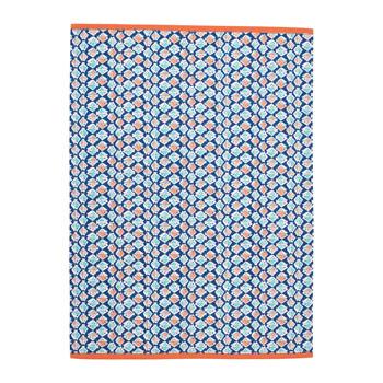 Maison & Déco Torchons Jardin d'Ulysse CAP-OUEST Bleu