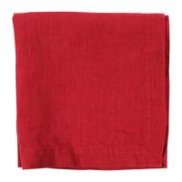 Maison & Déco Serviettes de table Côté Table BASIC Rouge
