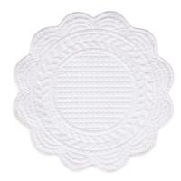 Maison & Déco Set de table Côté Table BOUTIS Blanc