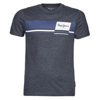 Vêtements Homme T-shirts manches courtes Pepe jeans KADE Bleu