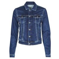 Vêtements Femme Vestes en jean Pepe jeans CORE JACKET Bleu