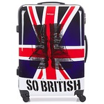 Valises Rigides David Jones UNION JACK 83L
