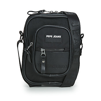 Sacs Homme Pochettes / Sacoches Pepe jeans ANDY Noir