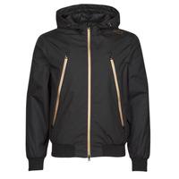 Vêtements Homme Blousons Emporio Armani EA7 TRAIN CORE ID Noir / Doré