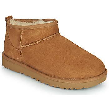 Chaussures Femme Boots UGG Classic Ultra Mini Camel
