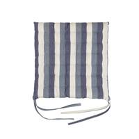 Maison & Déco Galettes de chaise Broste Copenhagen AVA Bleu