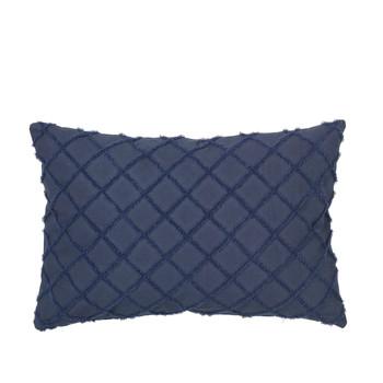 Maison & Déco Housses de coussins Broste Copenhagen MAGNE Bleu nuit