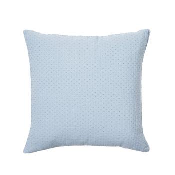 Maison & Déco Housses de coussins Broste Copenhagen DOT Bleu ciel