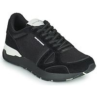Chaussures Homme Baskets basses Emporio Armani BALISTA Noir