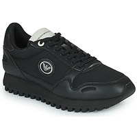 Chaussures Homme Baskets basses Emporio Armani STARTY Noir